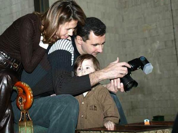 نتیجه تصویری برای بشار اسد