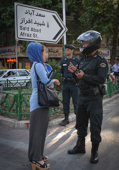 عکسهای تهران بزرگ