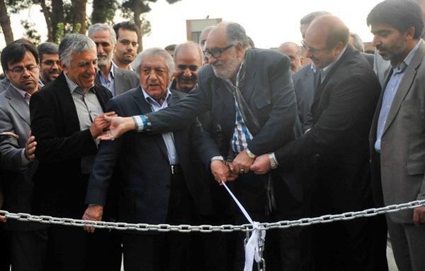 تصاویر افتتاح موزه زندان قصر