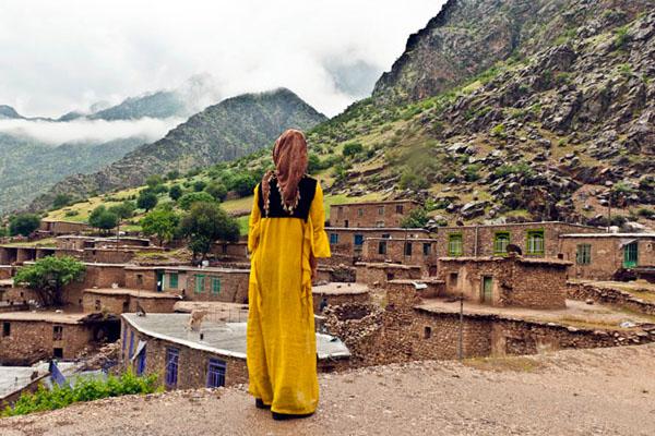 گالري عکس روستاي اورامانات