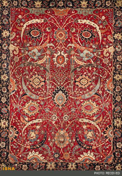 قیمت فرش شاهکار صفویه
