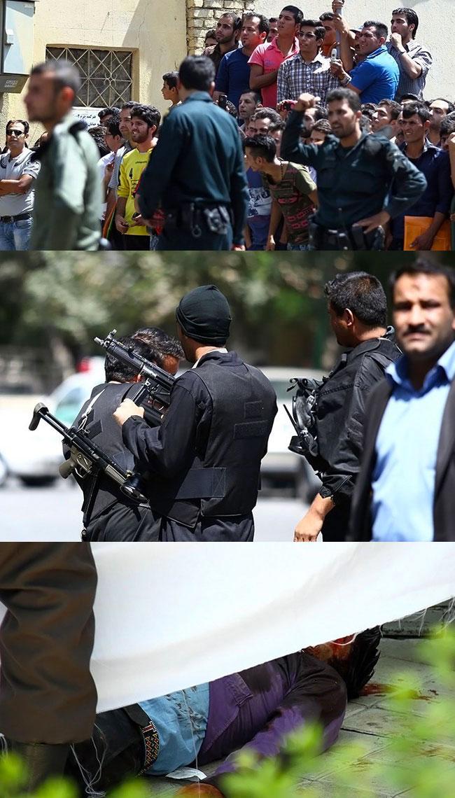 تصادف دیروز اصفهان دیدار با مقام معظم رهبری، تصادف مرگبار در اتوبان، سرانجام ...