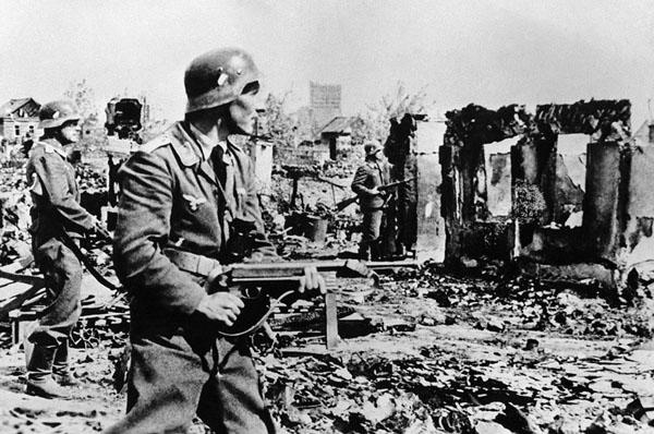 نتیجه تصویری برای جنگ استالینگراد
