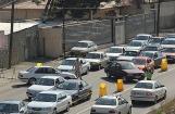 (تصاویر) ترافیک نوروزی در جاده چالوس