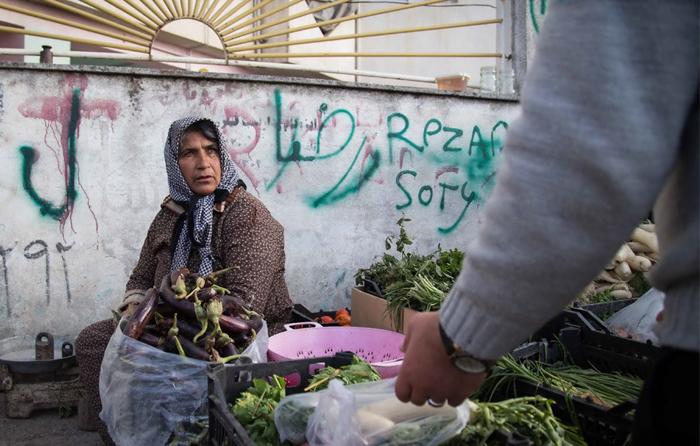 (تصاویر) پایان بیخانمانی مادر فداکار