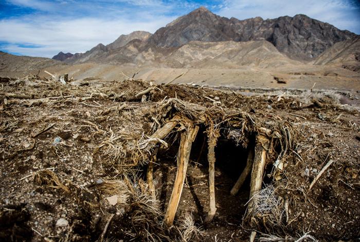 (تصاویر) هستیای که در خشکسالی نیست شد