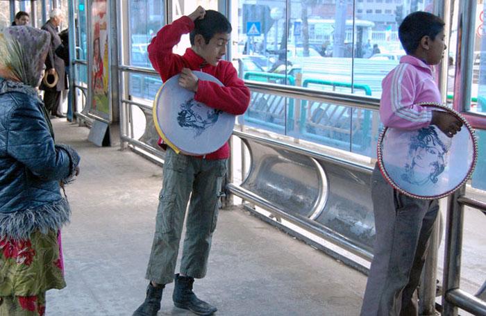 (تصاویر) کنسرتهای خیابانی