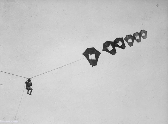 (تصاویر) جنگجهانیاول؛ نبرد هوایی