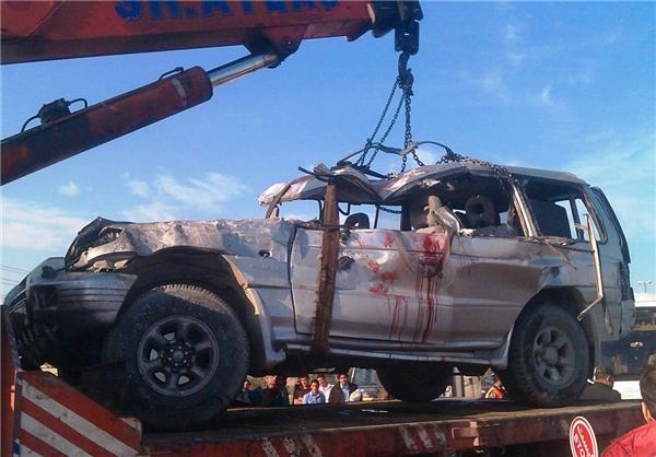 حادثه رانندگی هولناک در قم