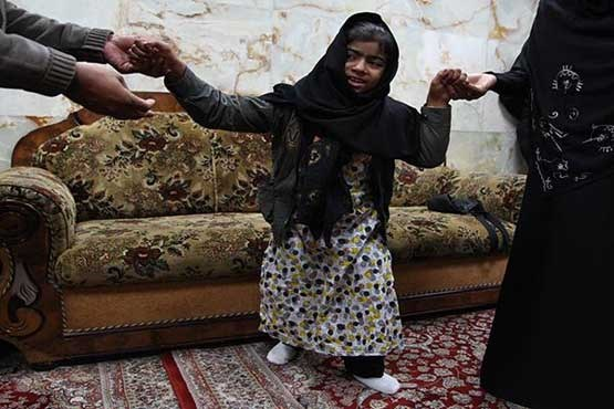 شفا در کربلا شفا بیماران شفا امام حسین دحتر پاکستانی