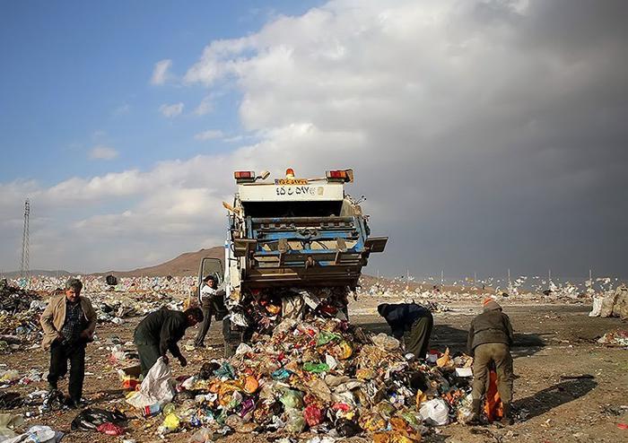 (تصاویر) سلامت تاکستانیها در معرض تهدید