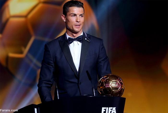 (تصاویر) معرفی برترینهای 2014 فوتبال جهان
