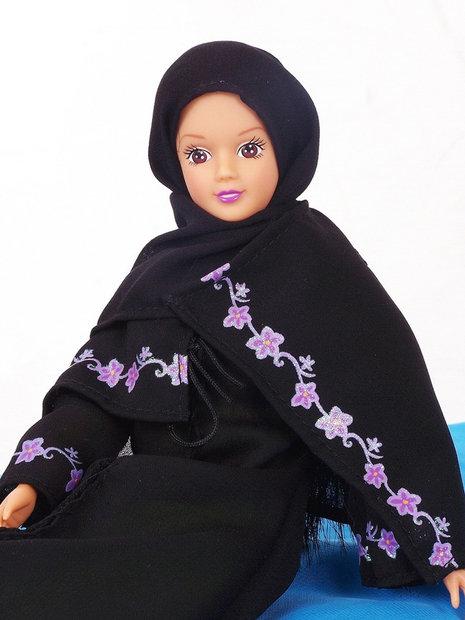 قیمت عروسک فولا فروش عروسک فولا حجاب زنان باربی fulla