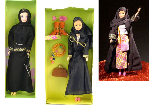 قیمت عروسک فولا فروش عروسک فولا چرا حجاب لازم است باربی fulla
