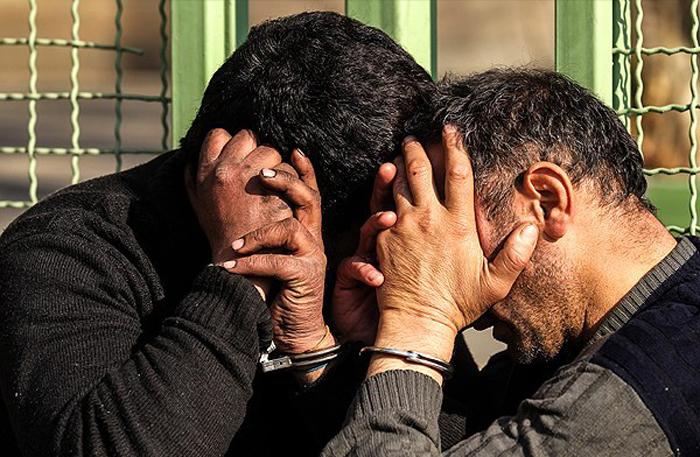 (تصاویر) دستگیری 69سارق و زورگیر در تهران