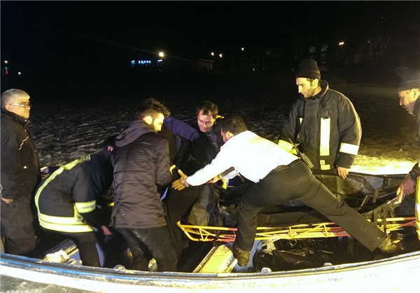 مرگ دو دختر جوان در دریاچه شورابیل!