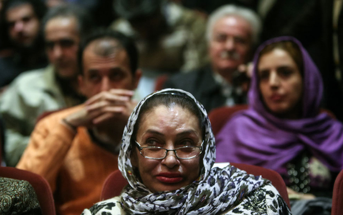 (تصاویر) مراسم تجلیل از محمدعلی کشاورز