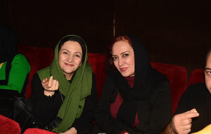 اکران فیلم ملبورن با حضور بازیگران و هنرمندان دی 93