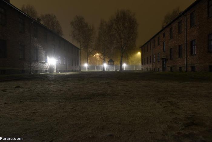 (تصاویر) اردوگاه «آشویتس» پس از 70سال