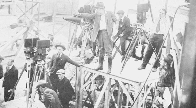 سازنده اولین فیلم تاریخ هالیوود کیست؟
