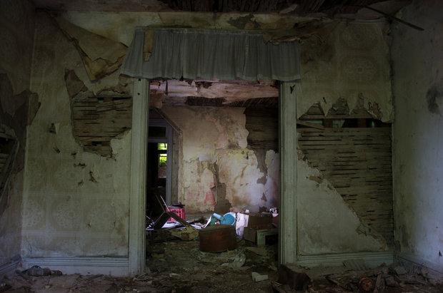 (تصاویر) ترسناکترین خانههایی که دیدهاید