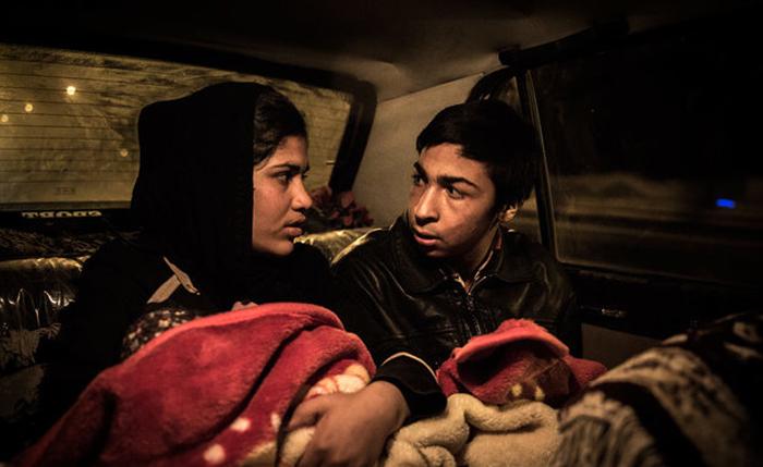 (تصاویر) مصائب جوانترین پدر ایرانی