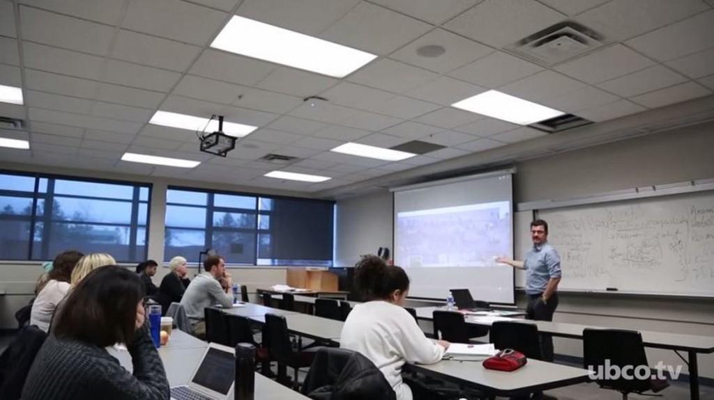 تدریس واحد «کریس رونالدو» در دانشگاه کانادا