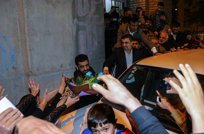 مسجد جامع المهدی شهرری سخنرانی احمدی نژاد سایت احمدی نژاد آدرس احمدی نژاد