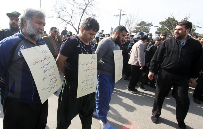 عکس اشرار حوادث مشهد اشرار ایران اراذل و اوباش اخبار مشهد