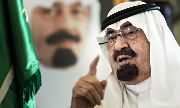 خبر مرگ پادشاه عربستان ۳ بهمن ۹۳