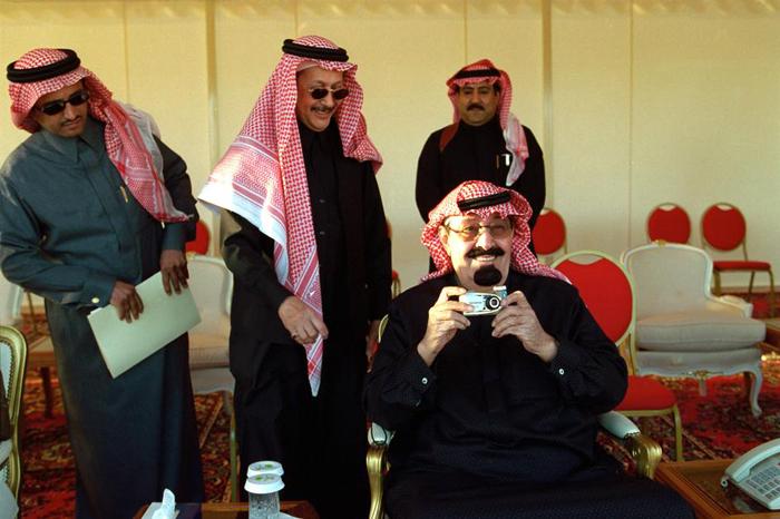 (تصاویر) آلبوم زندگی ملکعبدالله