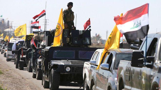 عملیات بزرگ علیه داعش