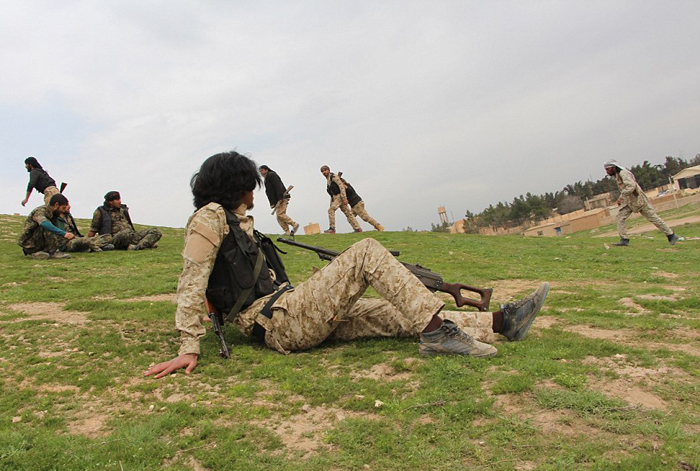 (تصاویر) دومین پیروزی بزرگ کردها مقابل داعش
