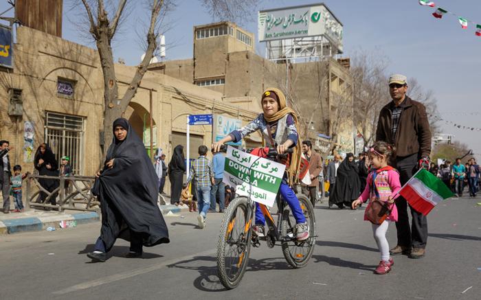 (تصاویر) روایت عکاس استرالیایی از دهه فجر در ایران
