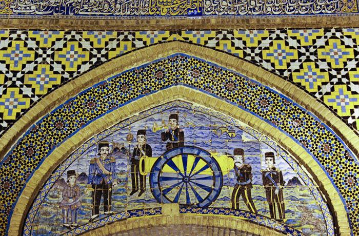 (تصاویر) دارالحکومه قاجار در سمنان