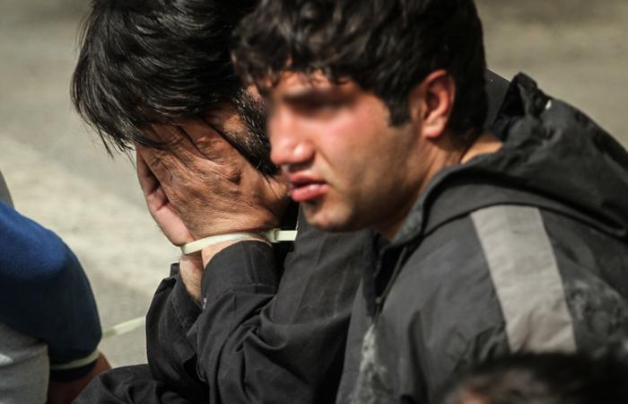 (تصاویر) طرح ضربتی علیه سارقان و کیف قاپها