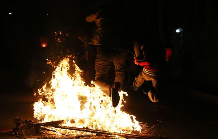 عکس چهارشنبه سوری حوادث چهارشنبه سوری چهارشنبه سوری