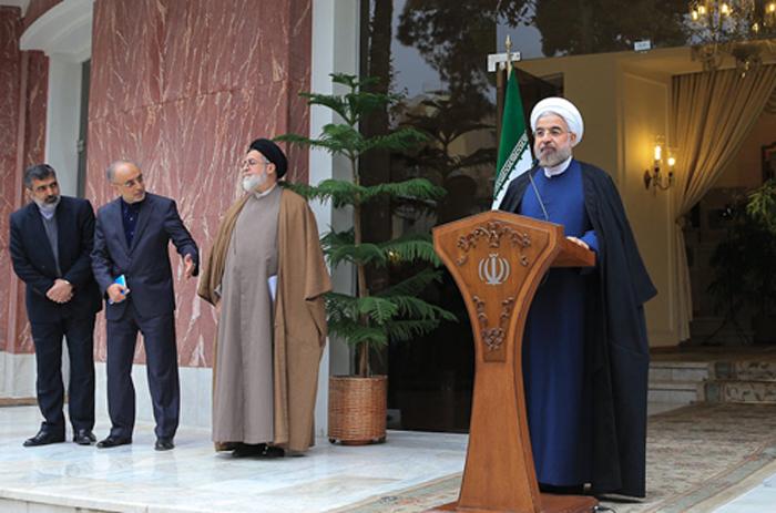 (تصاویر) مذاکراتهستهای از آغاز دولت روحانی / برسد به دست آقای زند