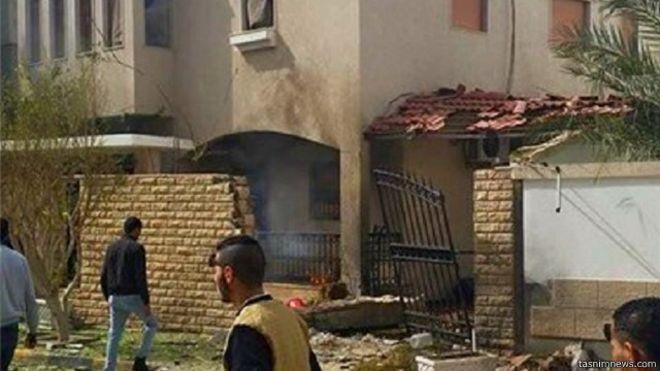 وقوع دو انفجار مقابل منزل سفیر ایران در لیبی