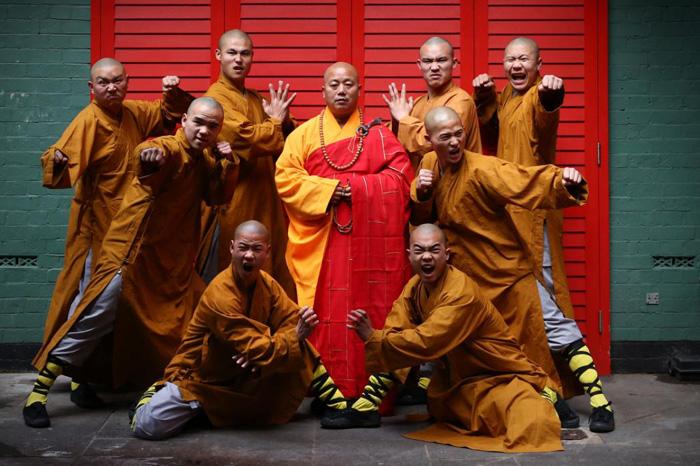 (تصاویر) راهبان رزمیکار