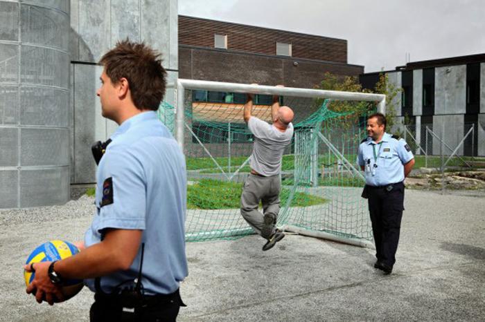 (تصاویر) زندانی با امکانات یک هتل 5ستاره