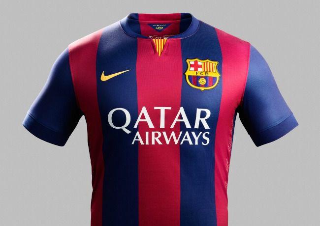 پیراهن فصل بعد بارسلونا