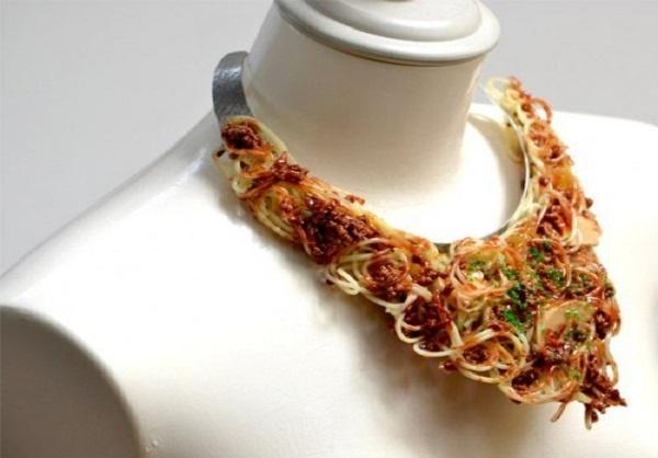 (تصاویر) خلاقیت عجیب یک آشپز