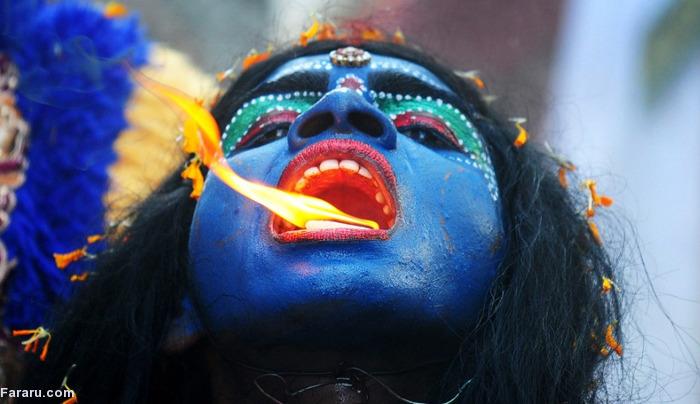 (تصاویر) برترین عکسهای 2014 سی.ان.ان(2)