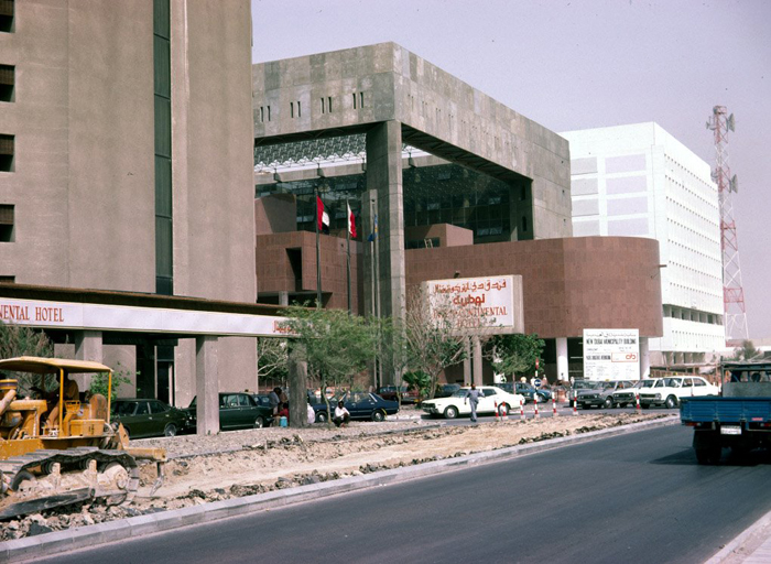 (تصاویر) دبی در سال 1976