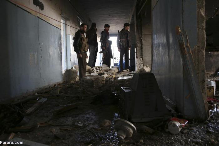 عکس های وحشتناک جنایات داعش در عراق و سوریه 18+