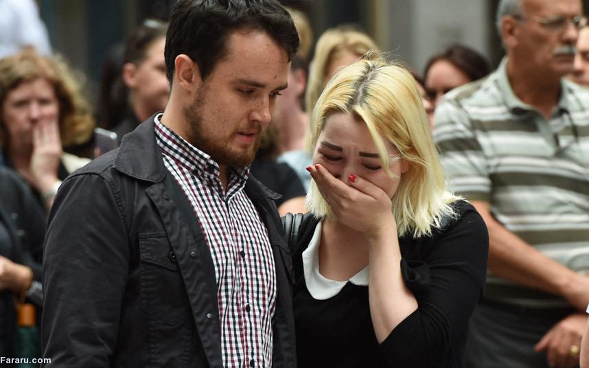 (تصاویر) مسلمانان در یادبود قربانیان گروگانگیری سیدنی