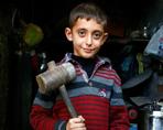 (تصاویر) بردگی کودکان سوری در ترکیه