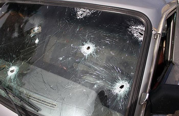 (تصاویر) هلاکت دو قاچاقچی در کرمان