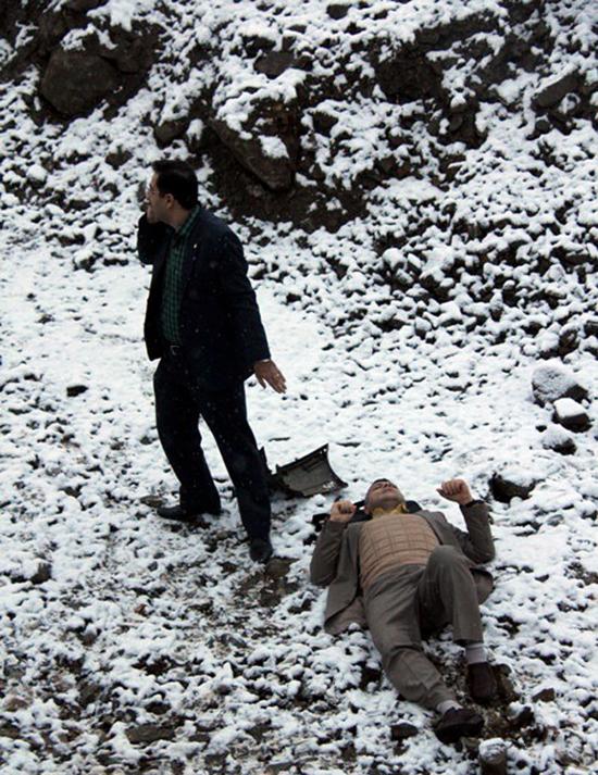 (تصاویر) تصادف خودروی همراهان وزیربهداشت